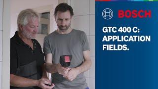 Termokaamera Bosch GTC 400 C