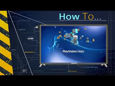 How to: Set up PlayStation Video