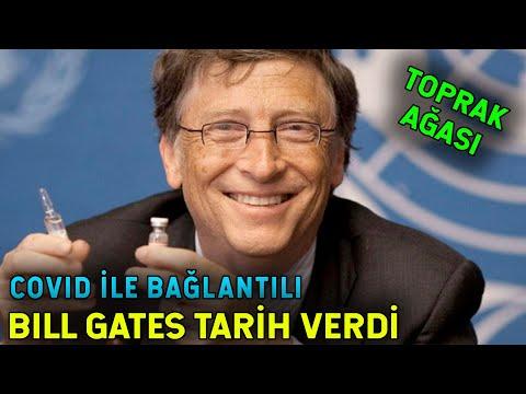 Bill Gates Koronanın Bitiş Tarihini Açıkladı