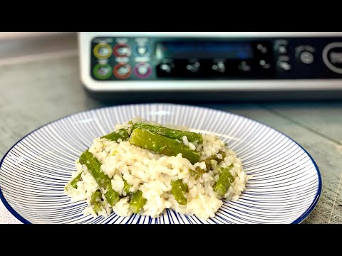 RISOTTO de ESPÁRRAGOS KENWOOD KCOOK MULTI SMART