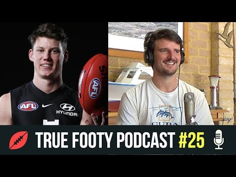 2018 AFL DRAFT REACTION | True Footy Podcast #25