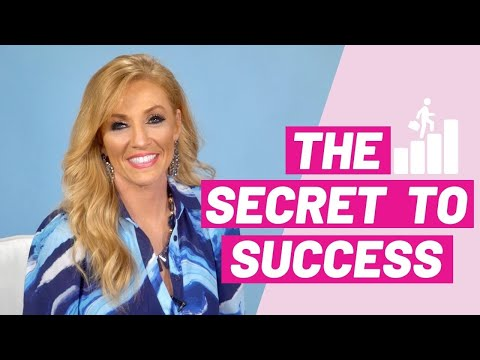 The Secrets of Success In 8 Words