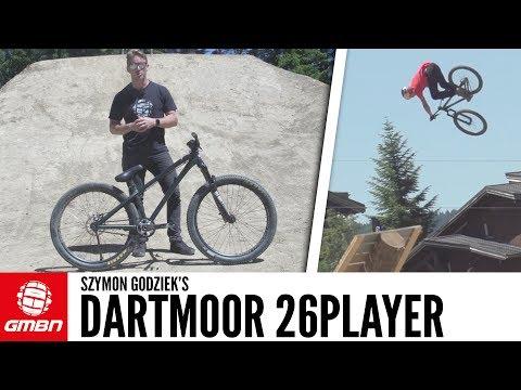 Szymon Godziek's Dartmoor 26Player Slopestyle Bike | GMBN Pro Bikes