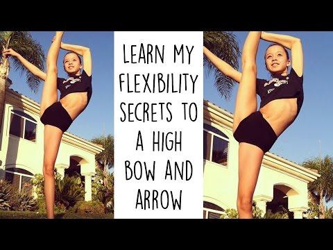 How to do a Bow and Arrow