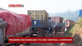 Full Bulletin: Traders encouraged to use central corridor