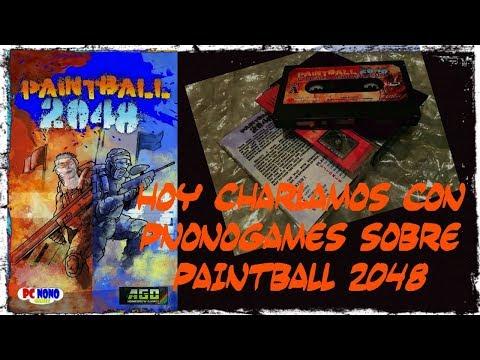 Hoy Charlamos con PCNONOgames sobre Paintball 2048