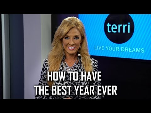 How To Have The Best Year Ever