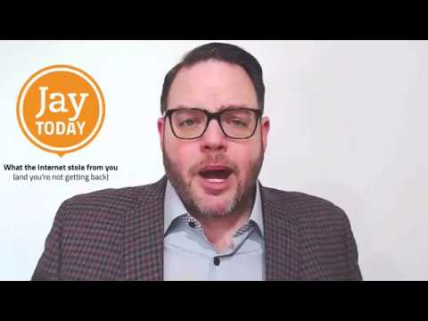What the Internet Stole From You: Jay Today 2.20