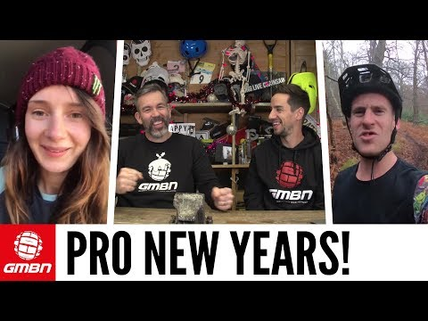 New Year's Motivation From Pro Mountain Bikers!
