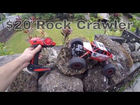 $20 Off Road Rock Crawler - Remote Control Car 4WD - UC3Gh-hVVdZXDuTMNlqyHYBw