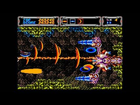 Thunder Force III (MD) - ¡Completo y comentado! - Análisis - 1cc (30º Aniversario)