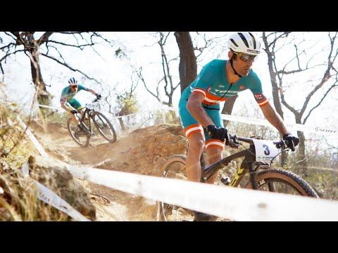 Cross country race action w/ Team Trek-Vaude.  | DT Swiss