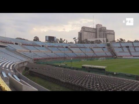 Alineaciones: Uruguay vs. Chile