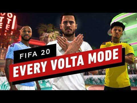 All 8 Volta Modes in FIFA 20 - UCKy1dAqELo0zrOtPkf0eTMw