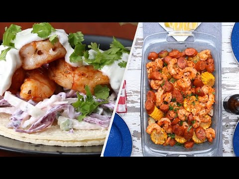 Shrimp Recipes For True Seafood Lovers ? Tasty