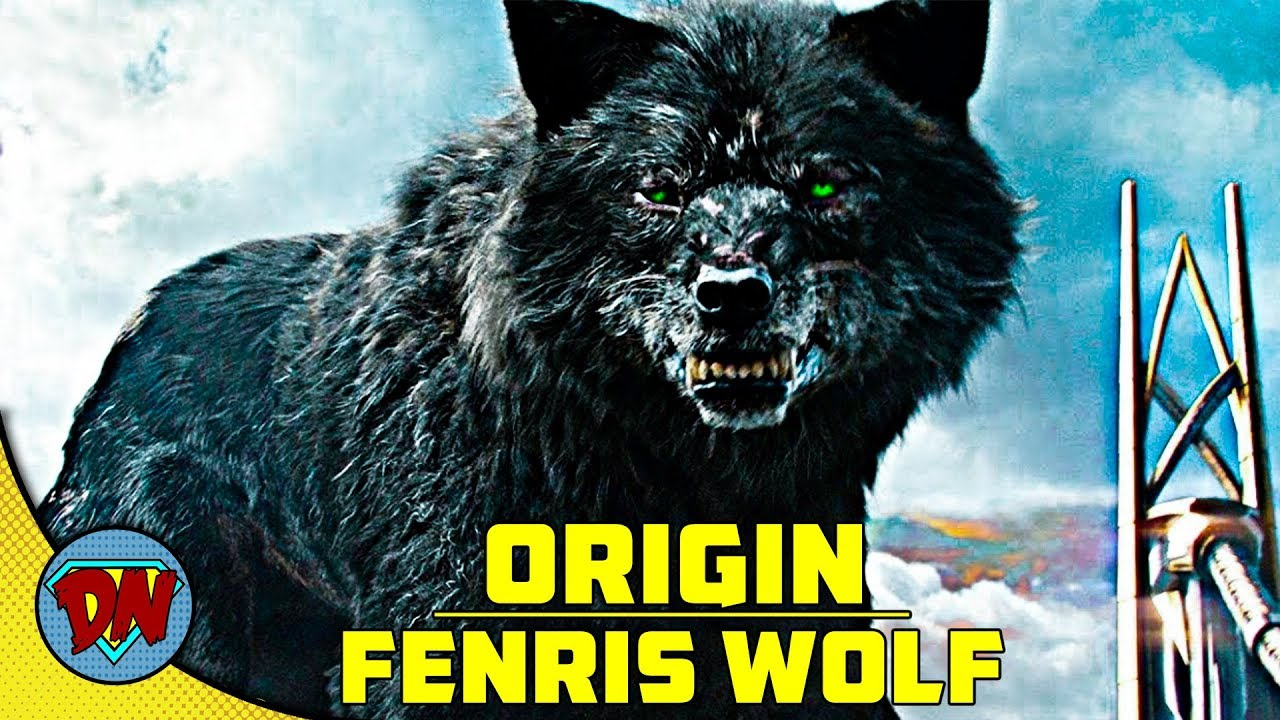 Who is Fenris Wolf   Thor Ragnarok Villain   Explained In