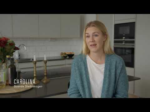 Så byggde vi området Stadsskogen i Alingsås
