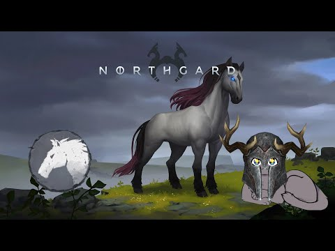 Cat plays Northgard! Horse Clan