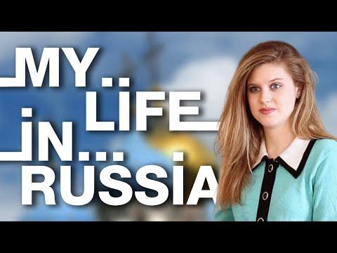 My life in Russia: Laura Molloy from Long Island, New York - UC8ZVlXYRsfwApRw8vwX6flA