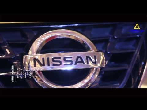 Sự kiện trưng bày và lái thử Nissan - UEFA