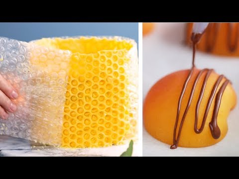 3 Desserts That Are Sweeter Than Honey