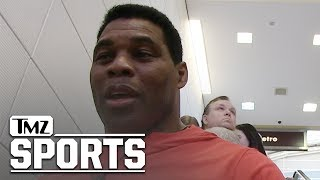 Herschel Walker Says Steelers Are Big Losers In Antonio Brown Trade | TMZ Sports