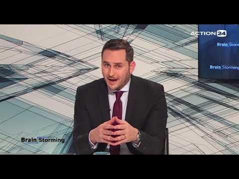 Μάριος Γεωργιάδης στο Action24 (22-1-2019)