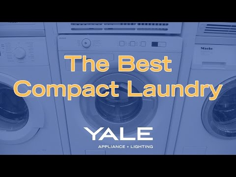 Best Compact Laundry