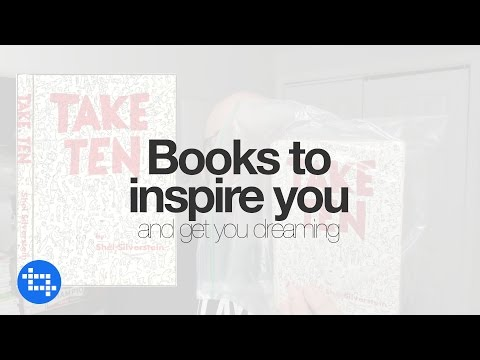 Books to inspire you and get you dreaming (contest)