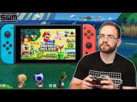 Should You Buy New Super Mario Bros U Deluxe? - UCoIXnB865l9Ex9zs4OIXTdQ