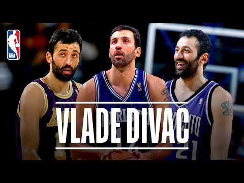 Vlade Divac | Hall of Fame Highlight Reel!