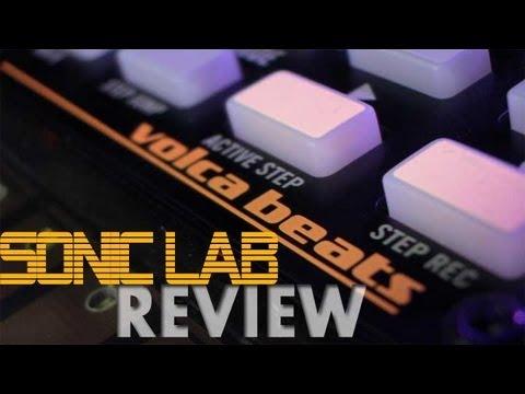 Korg Volca Beats- Sonic LAB Review - UCW64y2tidRL5njv0JrQdvbA