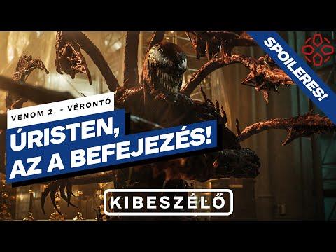 Úristen, az a befejezés! – Venom 2.: Vérontó SPOILERES kibeszélő