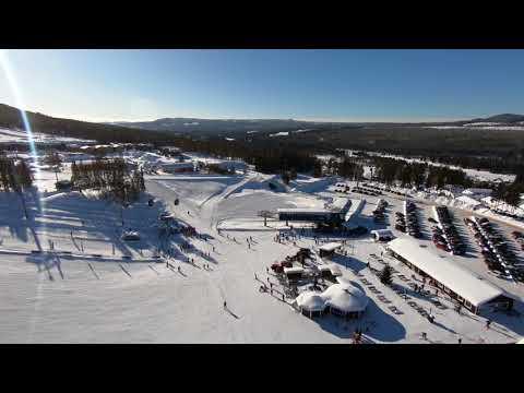 Västra skidområdet