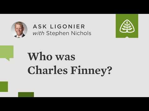 Who was Charles Finney?