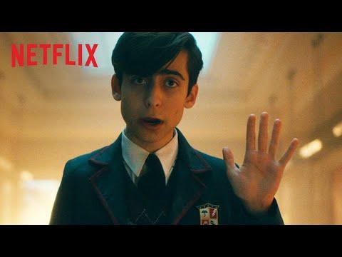 No. 5's Best Lines in The Umbrella Academy | Netflix