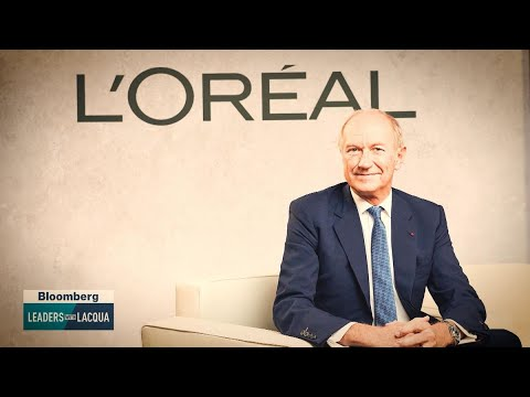 Leaders with Lacqua: Jean-Paul Agon, L'Oreal Chairman & CEO