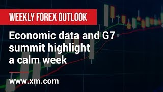 Weekly Forex Outlook: 23/08/2019 - Economic data and G7 summit highlight a calm week