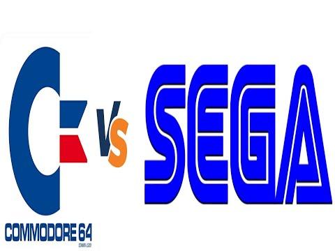 Directitos in the Middle of the Night: C64 vs. SEGA Vol.2- C64 Real 50hz #Commodore 64 Club videos