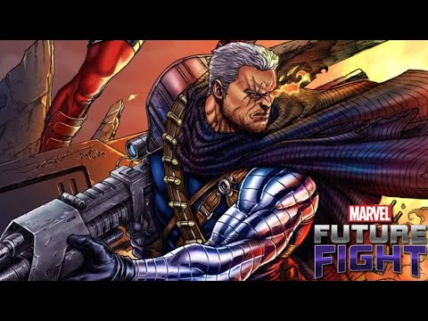 X-FORCE CABLE  👉 ABX GUIDE | Marvel Future Fight