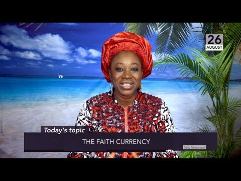 Dr Becky Paul-Enenche - SEEDS OF DESTINY  MONDAY 26TH AUGUST, 2019