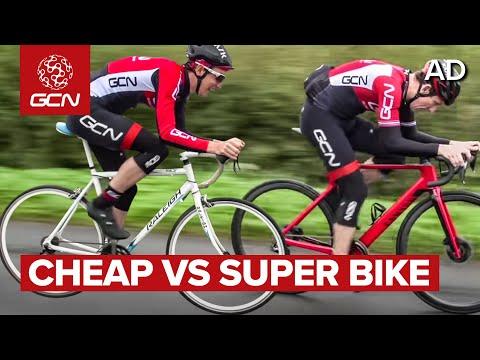 Cheap Bike Vs. Super Bike | What's The Difference? - UCuTaETsuCOkJ0H_GAztWt0Q