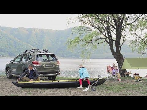 2019 Subaru Forester Versatility Video