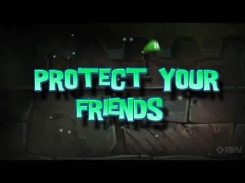 Mario & Luigi Costumes Coming to Rayman Legends on Wii U - UCKy1dAqELo0zrOtPkf0eTMw