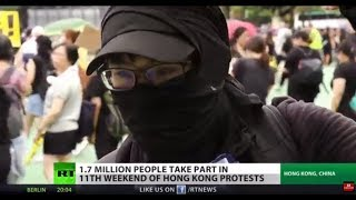 FULL SHOW: Hong Kong protests erupt while Huawei wins extension