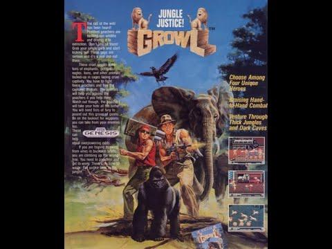 Growl ルナーク Arcade Original Pcb
