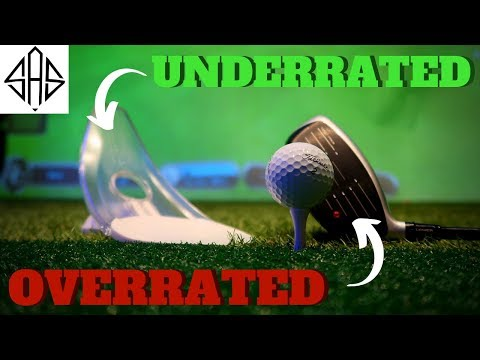 EVERYTHING OVERRATED VS UNDERRATED IN GOLF!