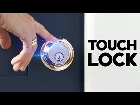 Unlock with touch!
