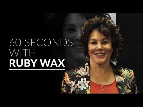 60 Seconds with... Ruby Wax | Property Box photo