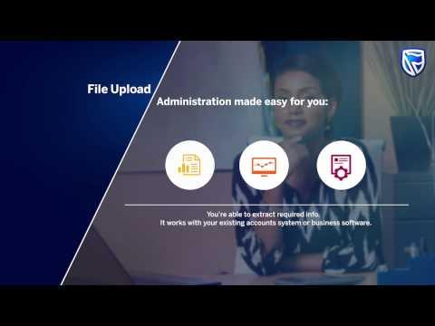 Business Online – File Upload